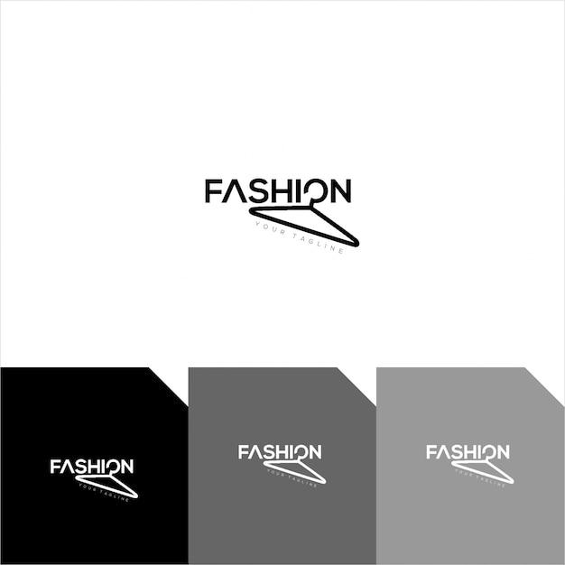 Mode-logo Premium Vector
