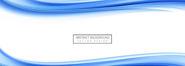 Modern stijlvol golfbannerontwerp Premium Vector