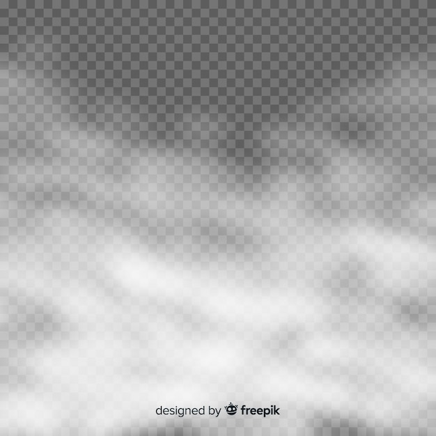 Moderne abstracte achtergrond met rook Gratis Vector