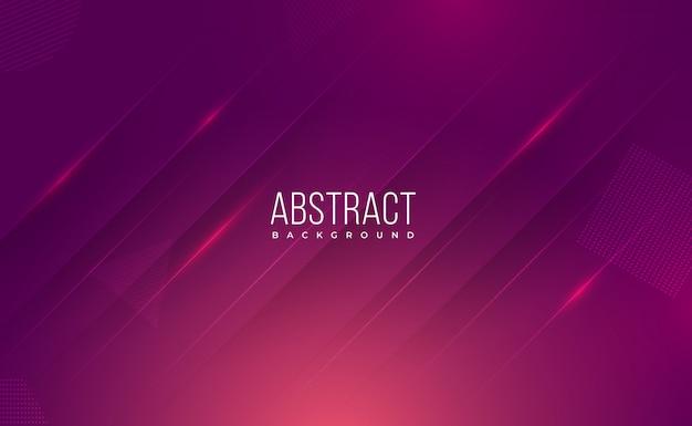 Moderne abstracte achtergrond Premium Vector