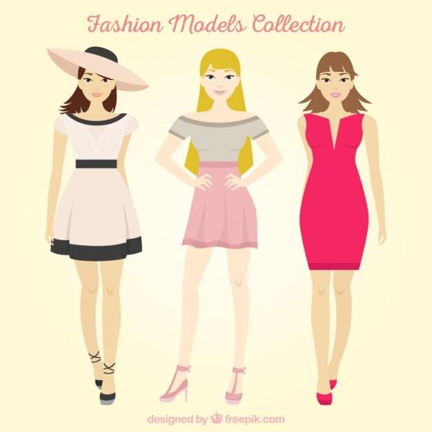 mooie modellen vrouwen modellen