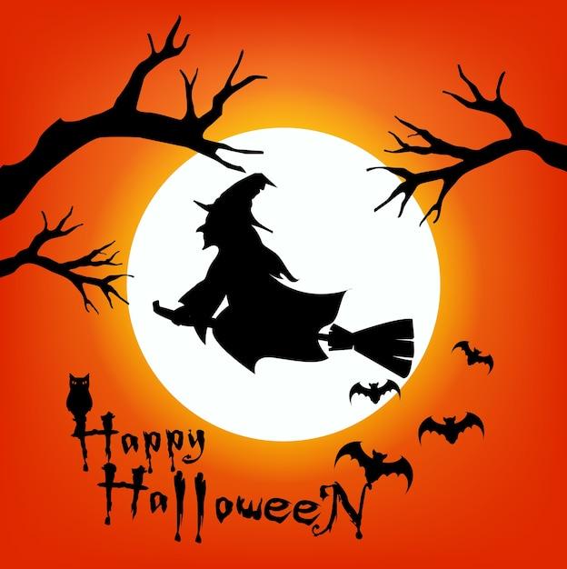 Dag Halloween.Ontwerp Van De Gelukkige Tekst Van Halloween 2018 Voor