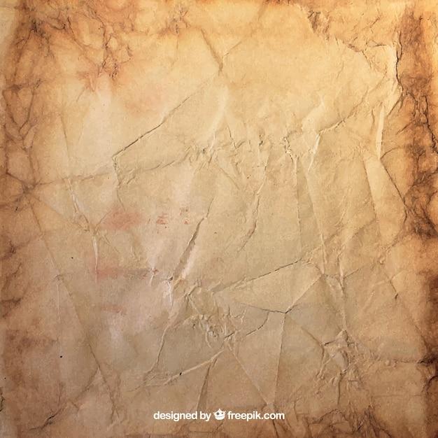 Oud papier textuur Gratis Vector