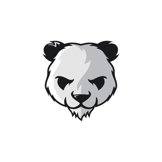 Panda vector ideeën Premium Vector