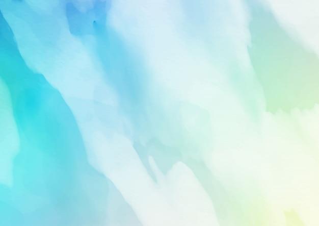 Pastel aquarel textuur achtergrond Gratis Vector
