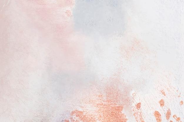 Pastel-olieverf op doek achtergrond Gratis Vector