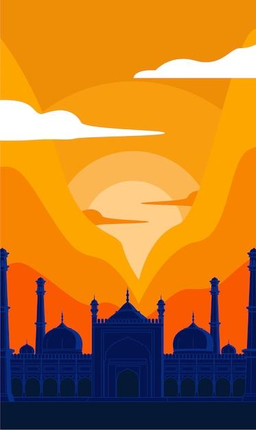 Ramadhan Premium Vector