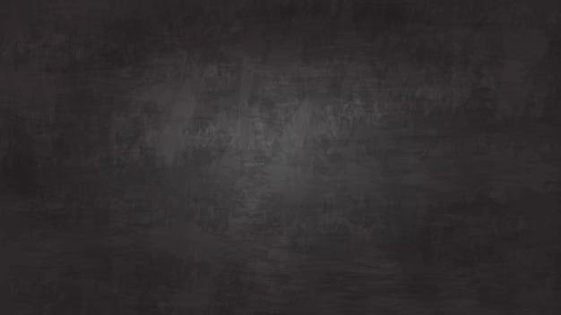Realistische gedetailleerde schoolbord textuur achtergrond Premium Vector