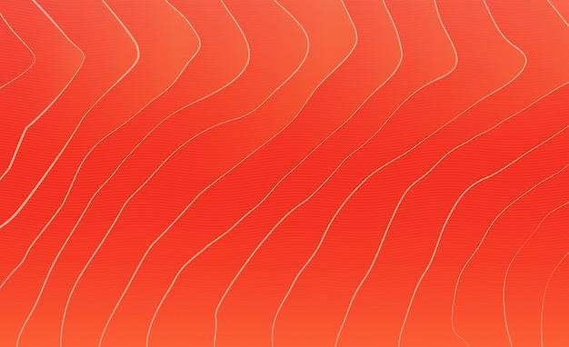 Rode zalm textuur achtergrond Premium Vector