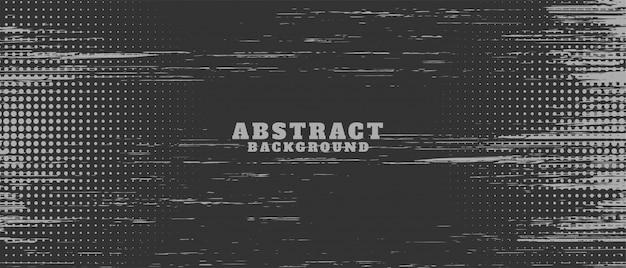 Samenvatting verontrust grunge vuil textuurontwerp als achtergrond Gratis Vector