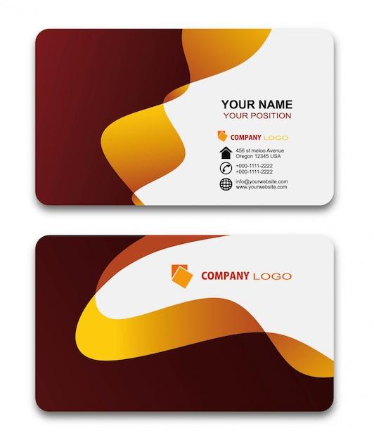 Set van moderne creatieve en visitekaartje ontwerp afdruksjablonen. vlakke stijl vector afb Premium Vector