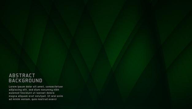 Sjabloon voor abstract gradiënt geometrische achtergrond Premium Vector