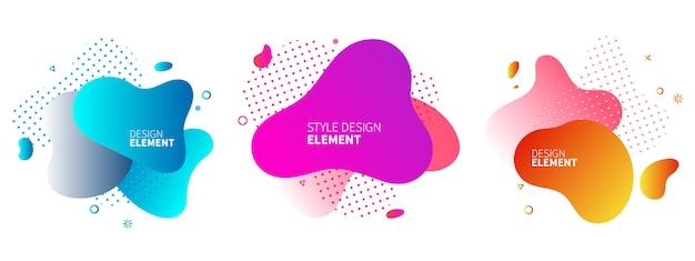 Sjabloon voor het ontwerp van een logo Premium Vector