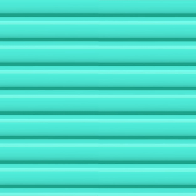 Smaragdgroene gevelbekleding. Gratis Vector