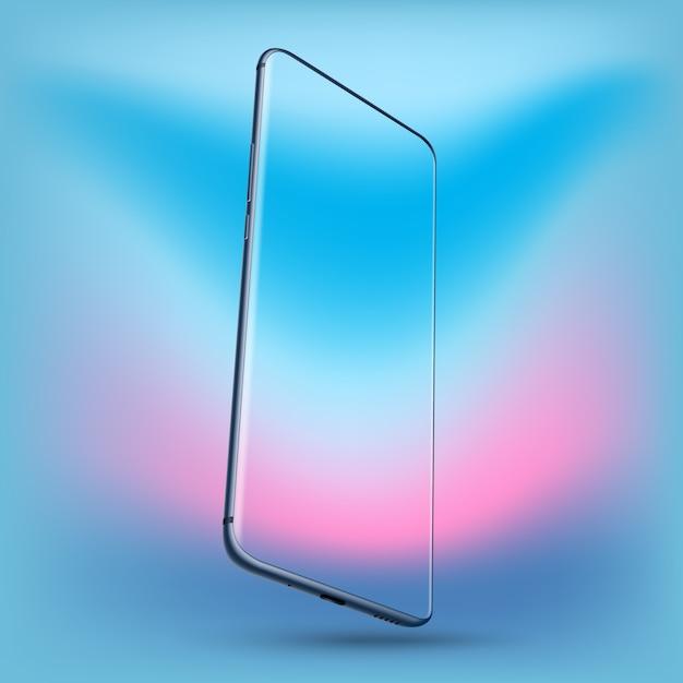 Smartphone hoesje Premium Vector