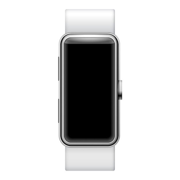 Smartwatch ilustration Premium Vector