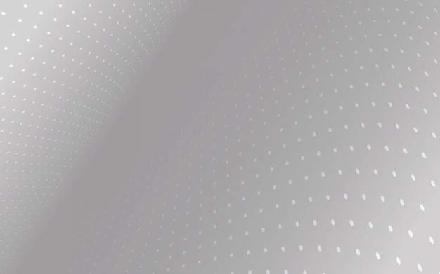 Stromende witte achtergrond Gratis Vector