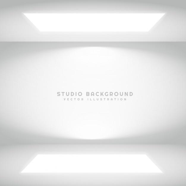 studio verlichting presentatie achtergrond gratis vector