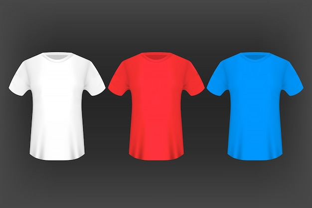 T-shirt Premium Vector