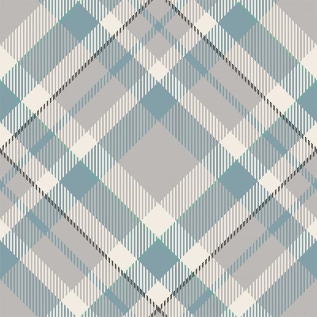 Tartan schotland naadloze geruite patroon. retro achtergrond. vintage ruit kleur vierkant geometrisch. Premium Vector