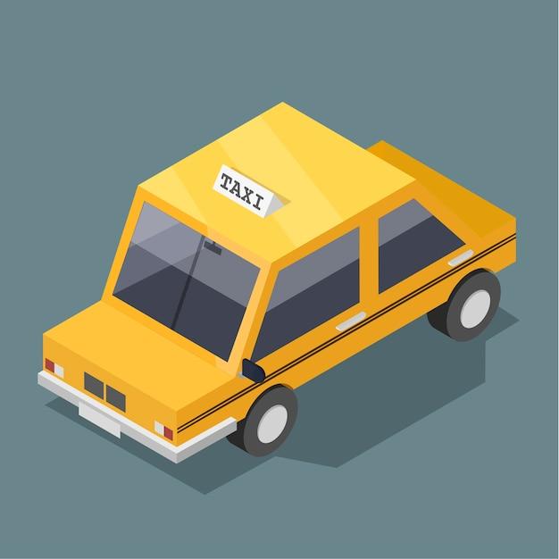 Taxi Gratis Vector