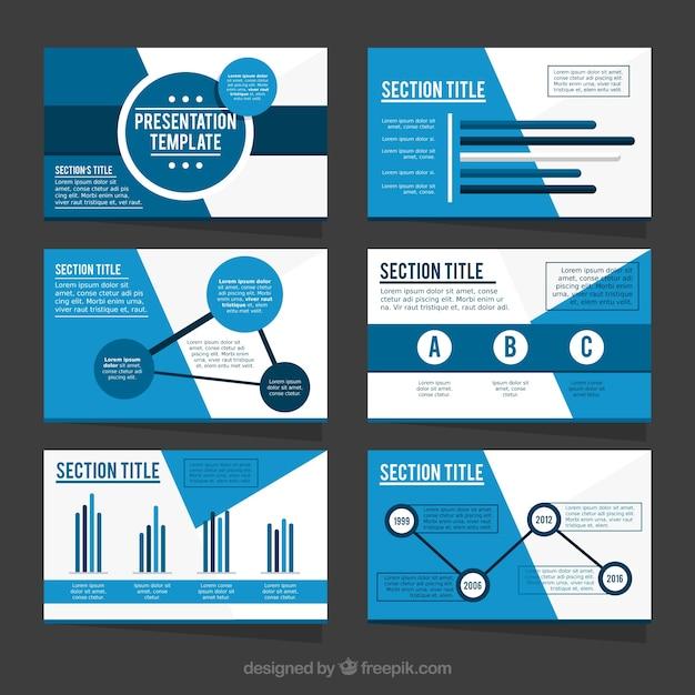 Indisch nederlands ppt download microsoft powerpoint 2013 download template van zakelijke presentatie in blauwe tinten vector toneelgroepblik Image collections