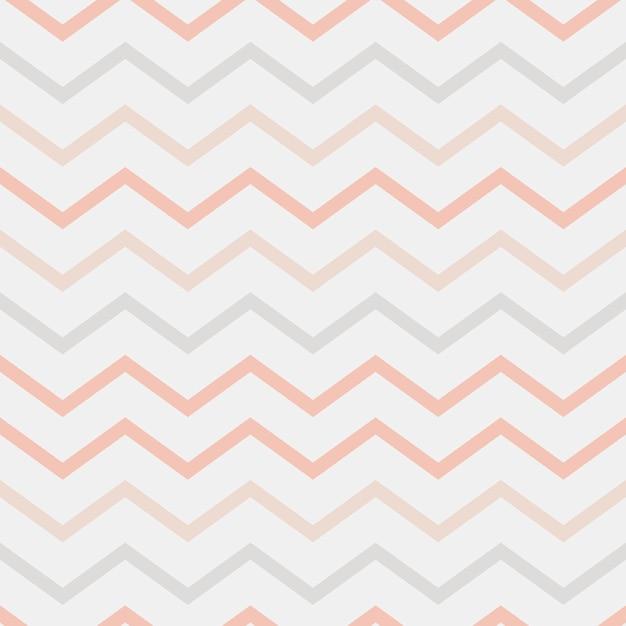 Textuur van golfpatroon vectorillustratie Gratis Vector