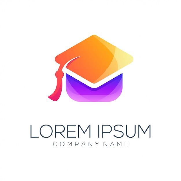 Toga logo abstract Premium Vector