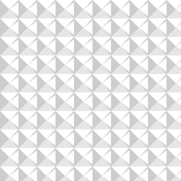 Vector abstracte geometrie driehoeken helder blauw patroon. Gratis Vector