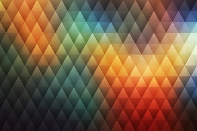 Vector abstracte geometrische hipster-achtergrond Premium Vector