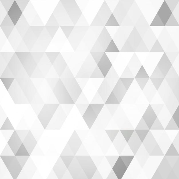Vector achtergrond abstracte veelhoek driehoeken. Gratis Vector
