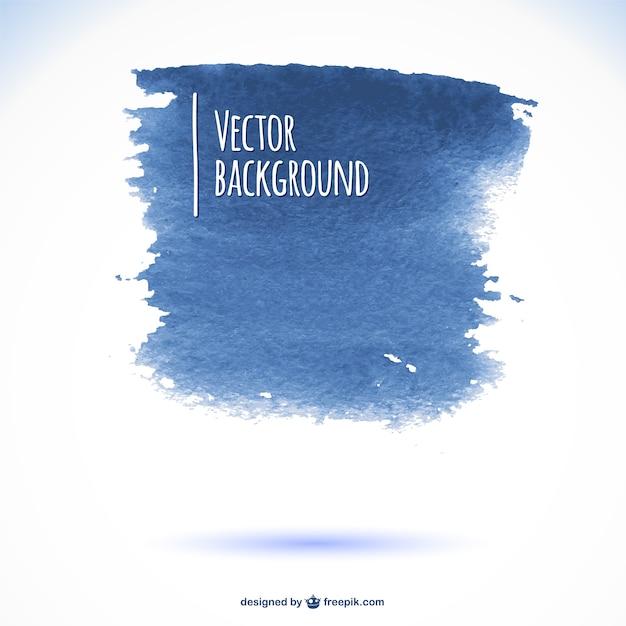 Vector achtergrond aquarel stijl Gratis Vector