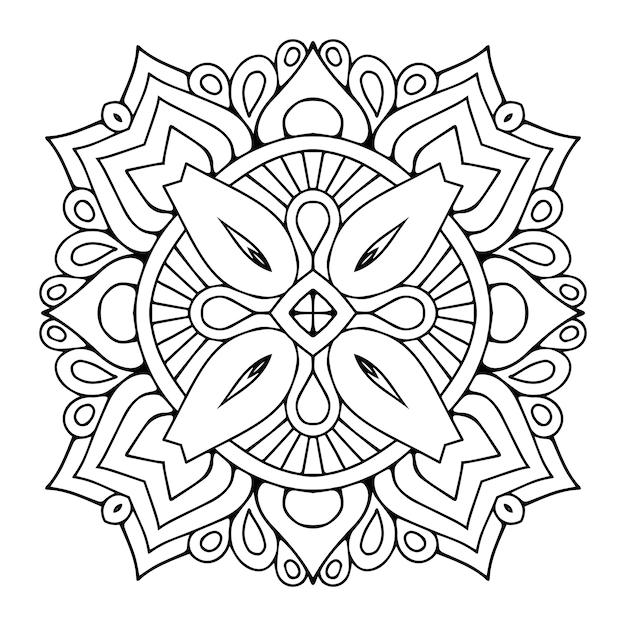 Vector arabesk ornament Premium Vector