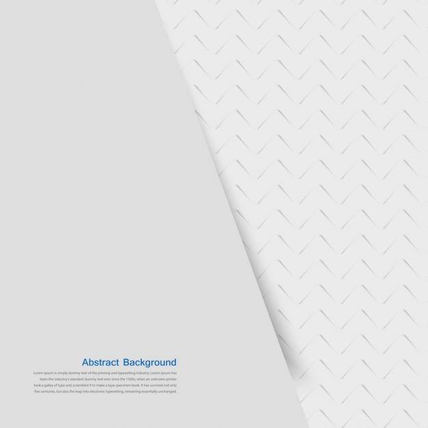 Vector witte vierkanten. abstracte backround Gratis Vector