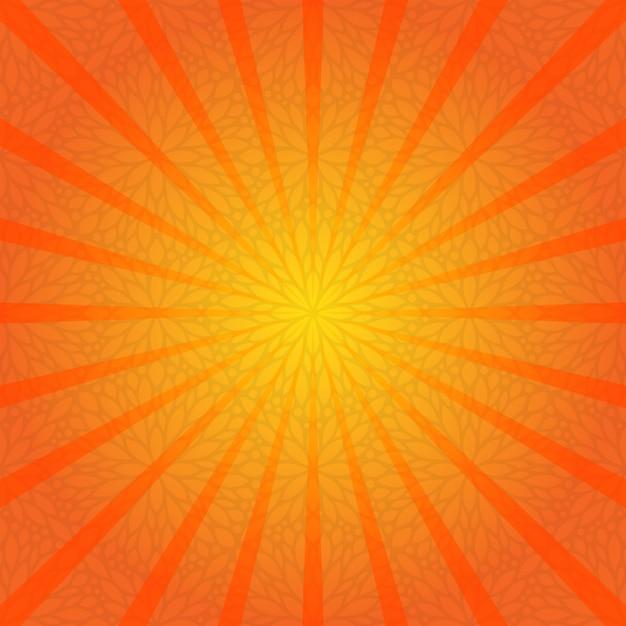 Vectorillustratie van zachte gekleurde abstracte achtergrond Gratis Vector