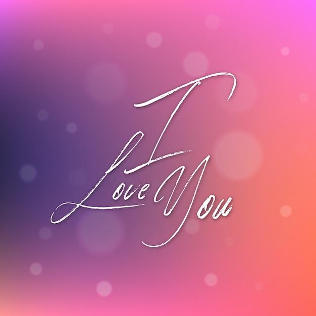 Verloop valentine i love you achtergrond vector gratis download verloop valentine i love you achtergrond gratis vector voltagebd Images