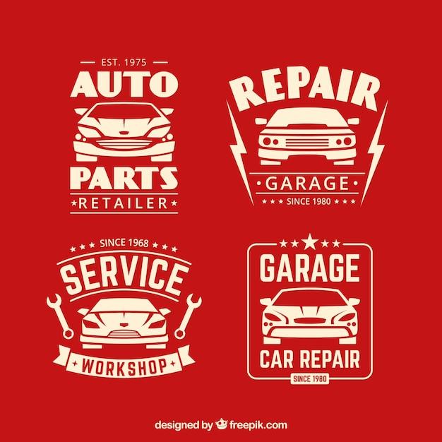 Verschillende Auto Logo S In Plat Design Vector Gratis Download
