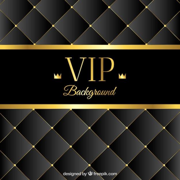 Vip luxe kussen achtergrond Gratis Vector