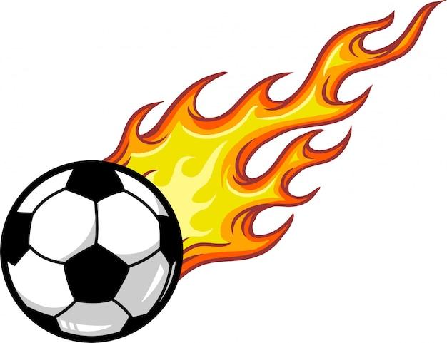 Voetbal Premium Vector