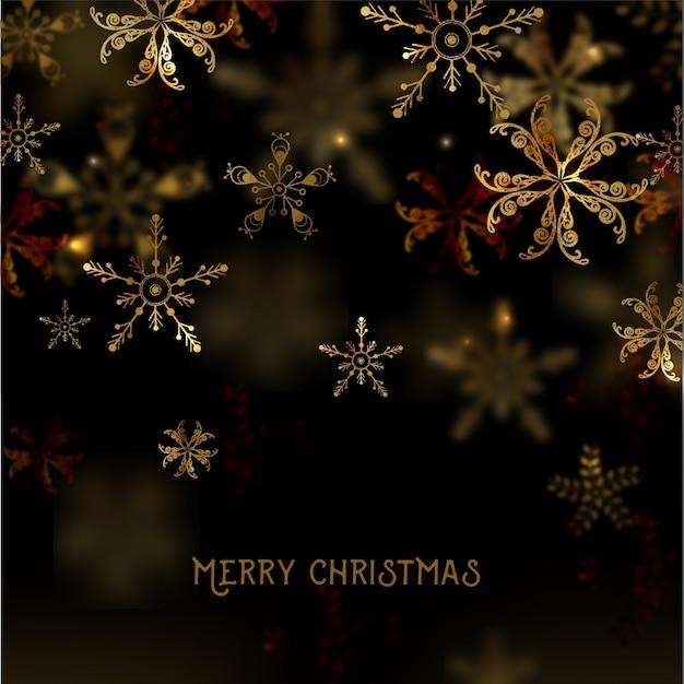 Vrolijk kerstfeest Gratis Vector