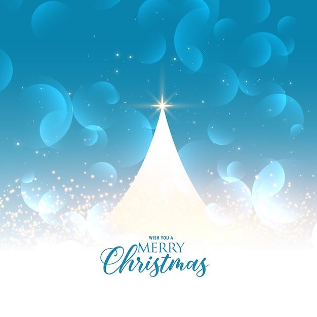 Vrolijke Kerst Festival Begroeting Wallpaper Achtergrond