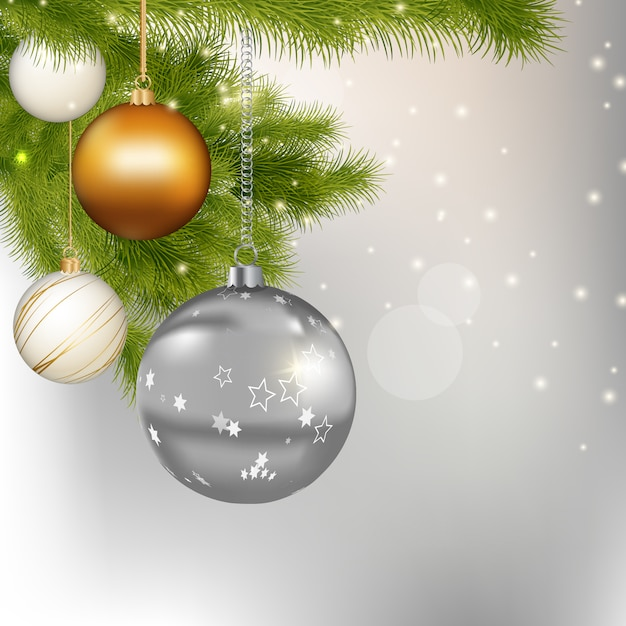 Citaten Kerst En Nieuwjaar : Vrolijke kerstmis en gelukkig nieuwjaar achtergrond vector