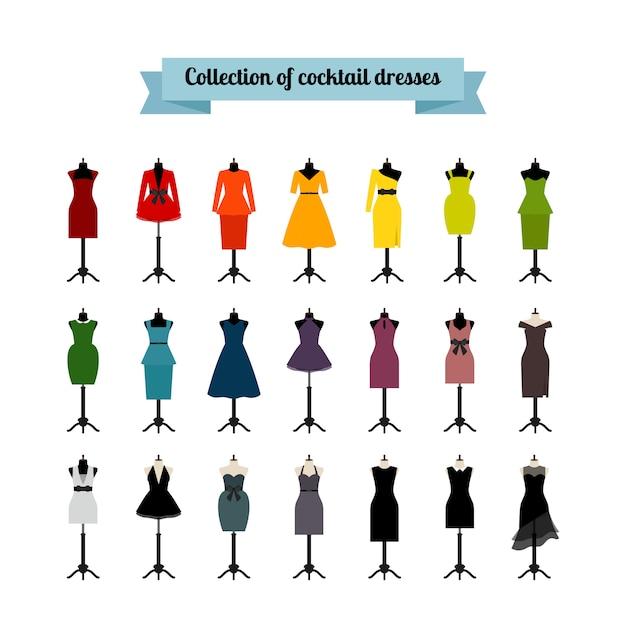 Vrouwen shapewear of vrouwelijke corrigerende ondergoed vectorillustratie Premium Vector