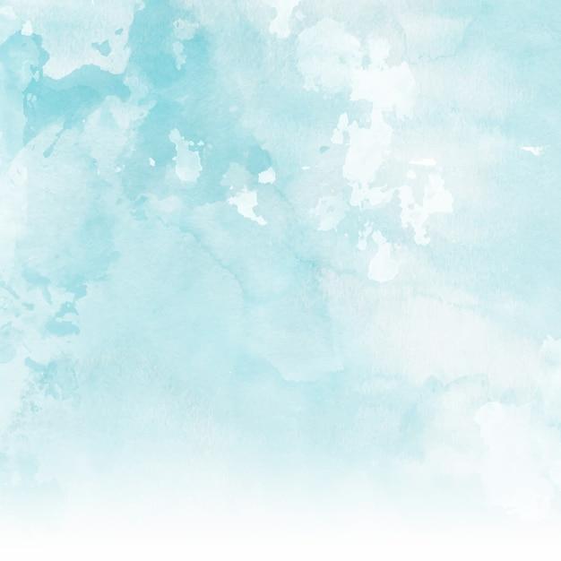 Waterverf textuur achtergrond Gratis Vector
