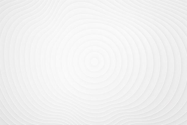 Wit abstract behang Gratis Vector
