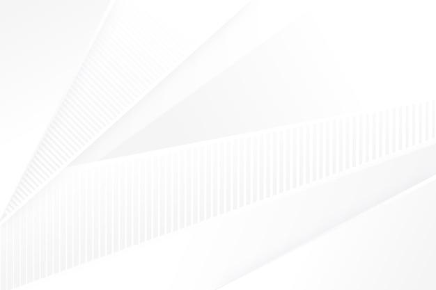 Wit elegant textuurbehang Premium Vector