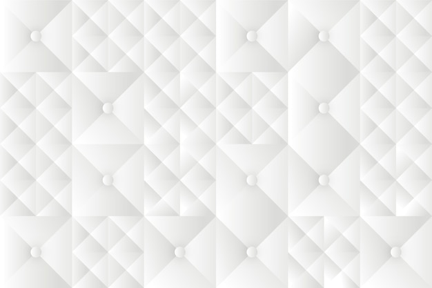 Wit elegant textuurthema als achtergrond Gratis Vector