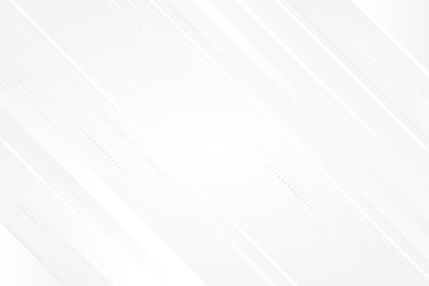 Witte elegante textuur behangstijl Premium Vector