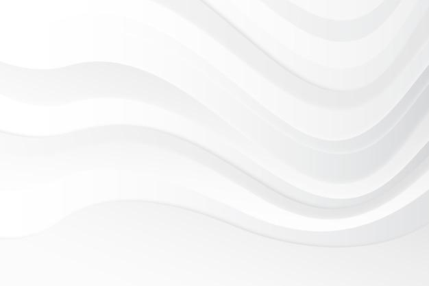 Witte elegante textuurachtergrond Gratis Vector