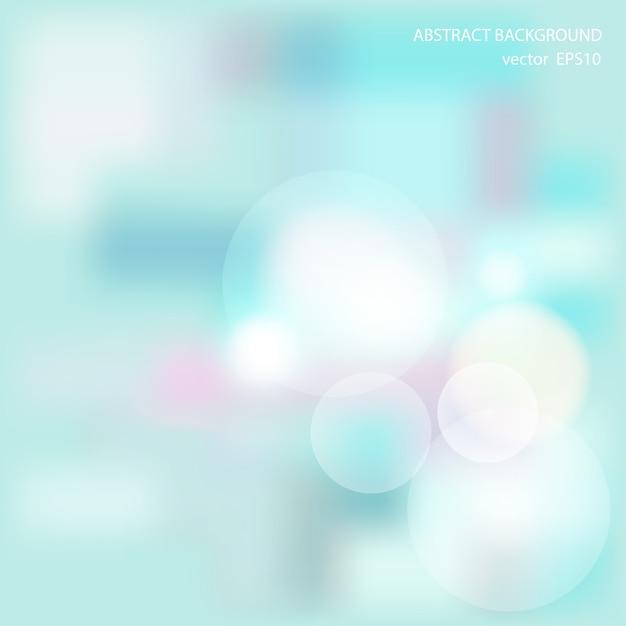Zachte gekleurde abstracte achtergrond Gratis Vector
